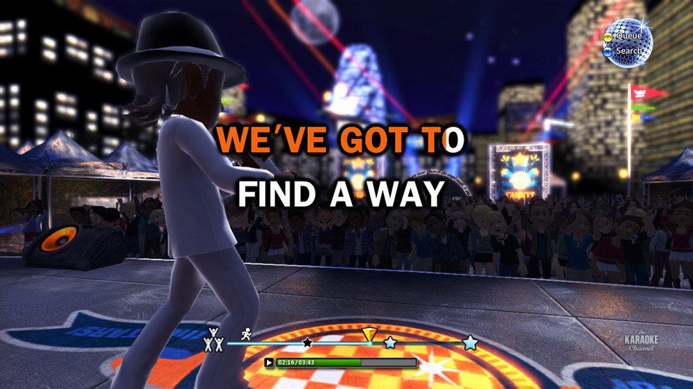 Для Xbox Live сделали дополнение Karaoke
