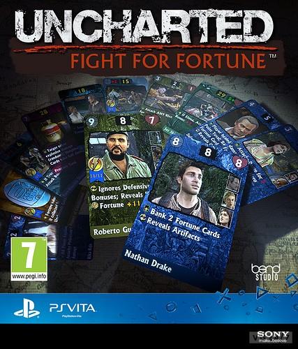 Трайлер: Формальный анонс Uncharted: Fight for Fortune
