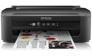 Epson продемонстрировала малогабаритный сканер WorkForce WF-2010W