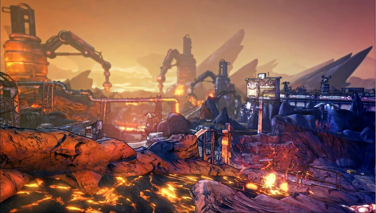 Пресс релиз трайлер и снимки экрана Borderlands 2: Mr. Torgue'с...