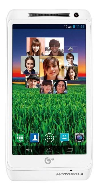 Motorola продемонстрировала свежий Android-смартфон MT788