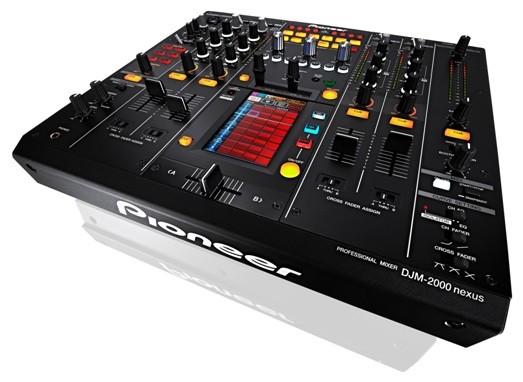 Pioneer произвела четырёхканальный микшер DJM-2000nexus