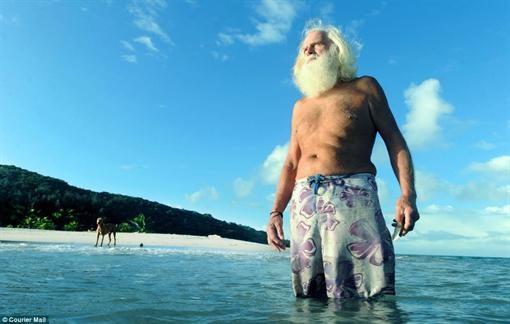 Новозеландец 20 лет проживает на нежилом полуострове