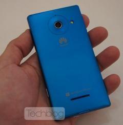 techblog.gr поразил фото Huawei Ascend W1