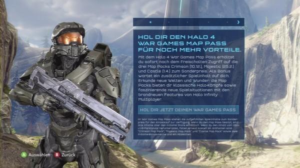 Известен график исхода DLC для Halo 4