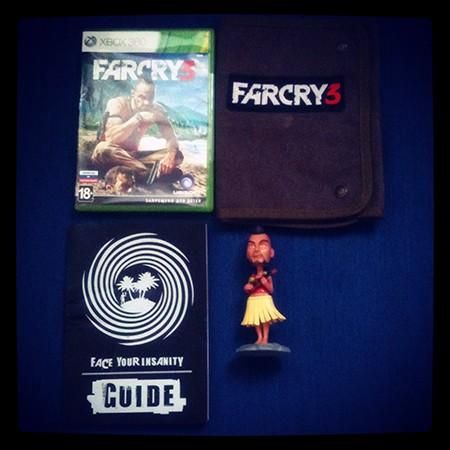 Far Cry 3 от компании Ubisoft вышел на рынок