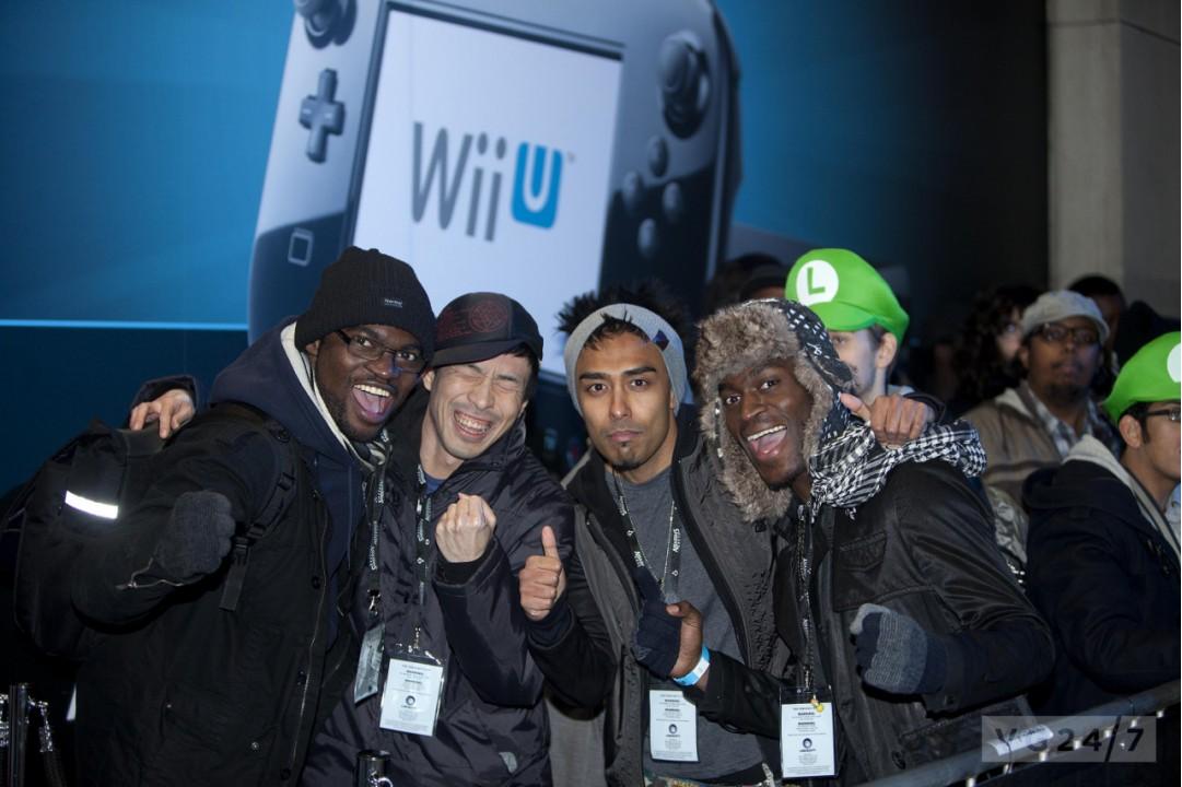 Состоялся запуск консоли Wii U в Европе