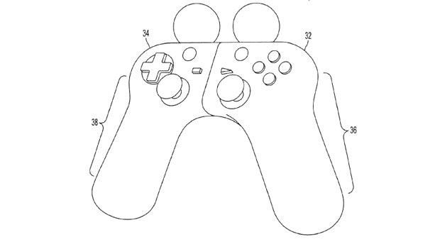 ФОТО: Sony запатентовала контроллер-гибрид DualShock и Move