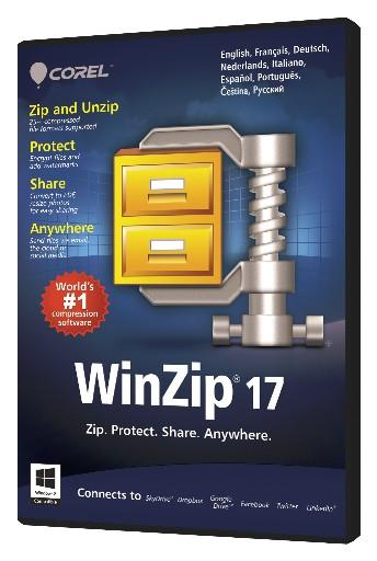 Вышла новая версия знаменитого архиватора WinZip 17