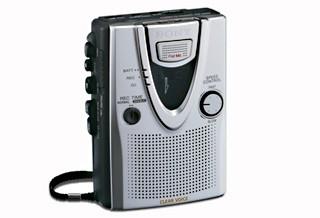 Sony попрощается с кассетными диктофонами