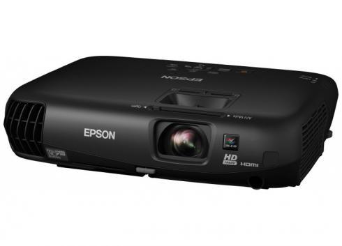 Epson продемонстрировала миниатюрный 3D-проектор Epson EH-TW550