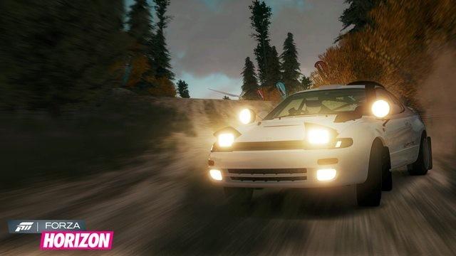 Первые снимки экрана Forza Horizon Rally Expansion Pack