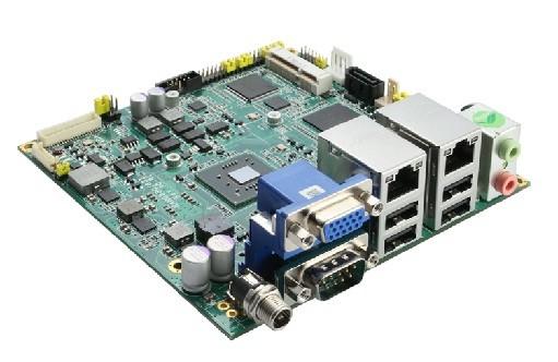Axiomtek готовится выпустить платы форм-фактора nano-ITX