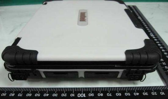 Handheld готова выпустить в реализацию ноутбук Algiz XRW