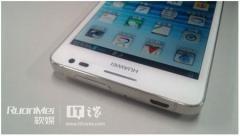 """""""Жизненные"""" фото нового флагмана Huawei Ascend D2"""