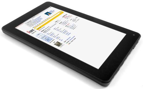 Свежий планшетник от компании Qumo