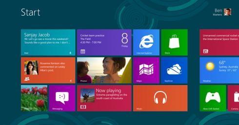 Виндоус 8 проигрывает Windows XP