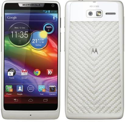 Новинка от Motorola обретет HD-экран