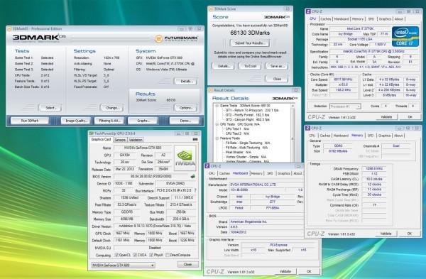 Свежие небывалые характеристики в дополнении 3DMark 05
