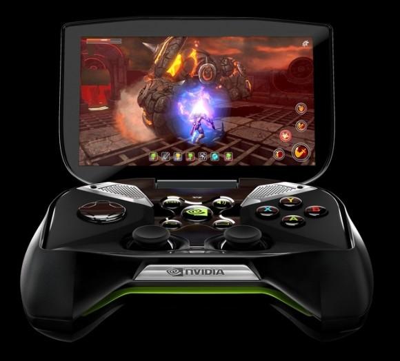 Игровая консоль от Nvidiа
