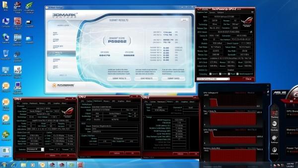 AndreYang ставит рекорд в 3DMark Vantage Performance