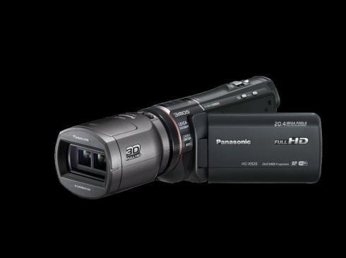 Sony продемонстрировала восстановление серии Full HD-камкордеров