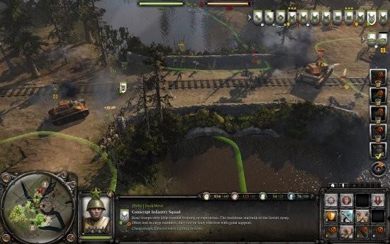 Фото: Первый снимок экрана внешнего вида Company of Heroes 2