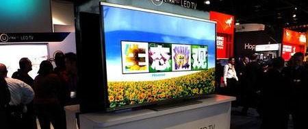 CES 2013: Первый бесцветный 3D экран