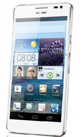 Huawei Ascend D2: флагман с 4-мя ядрами