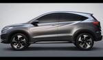 Свежий мини-Honda CR-V продемонстрируют в Детройте