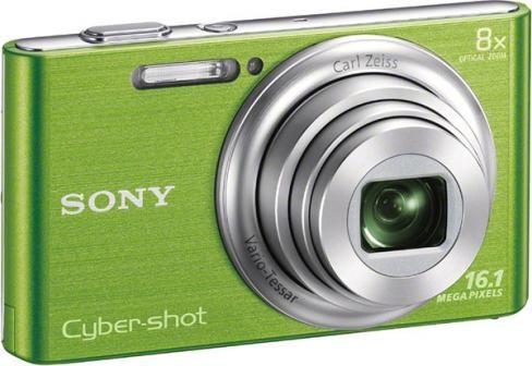 Свежие компакт-камеры Cyber-shot от Сони