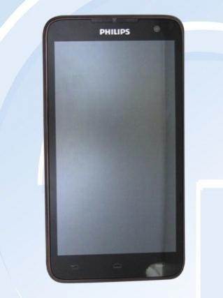 "Philips W8355: 5,3"" великан на 2 SIM-карты"