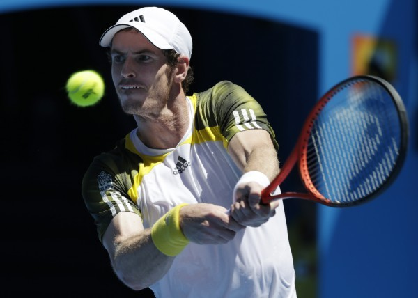 Федерер и Маррей хорошо начались на Australian Open