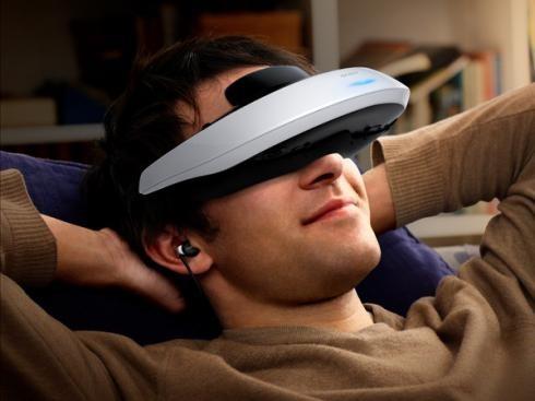 Первый индивидуальный 3D-дисплей Сони - на пути в Россию