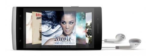Начался заказ на элегантный Full HD телефон OPPO