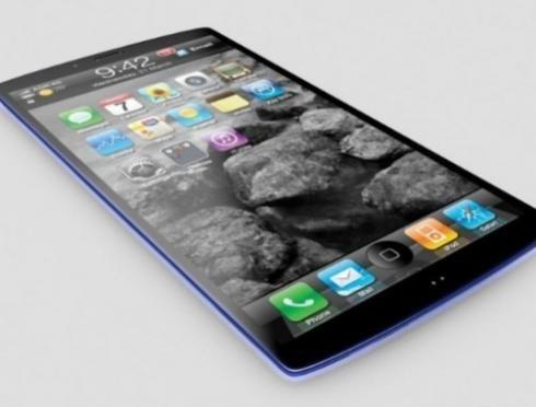 """Эпл делает Айфон с 5"""" дисплеем"""