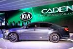 Фото: Модернизированная Киа Cadenza в Детройте