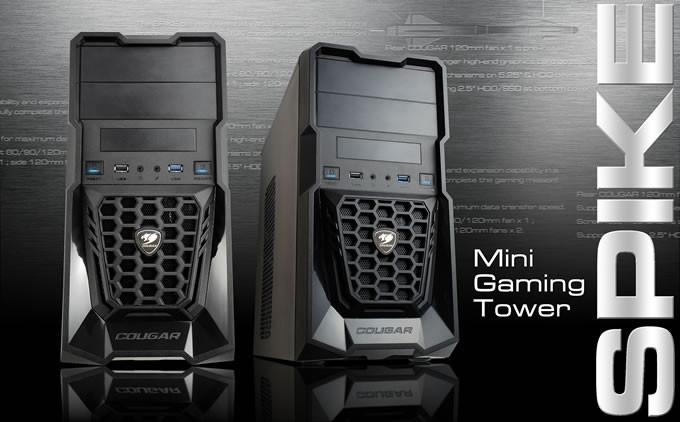 Самый поместительный Мини Tower для игровой системы