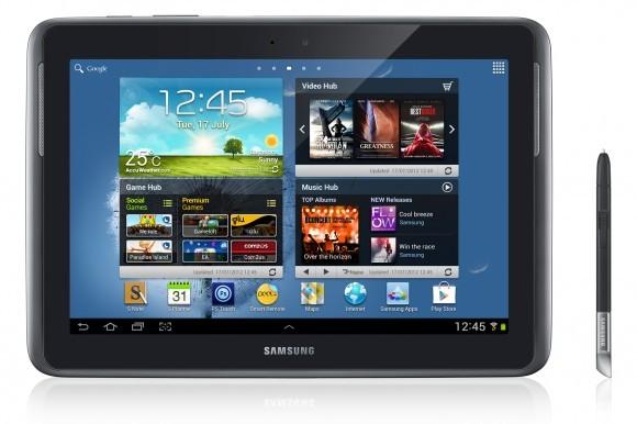 """«Самсунг» Галакси Note с 8"""" дисплеем продемонстрируют на MWC 2013"""