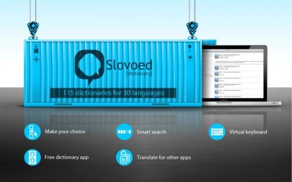 Бесплатное дополнение «Словари Slovoed» для Mac OS X