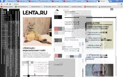 "Свежий дизайн ""Картина.ru"""