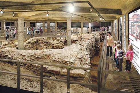 Десятинная церковь будет музеем