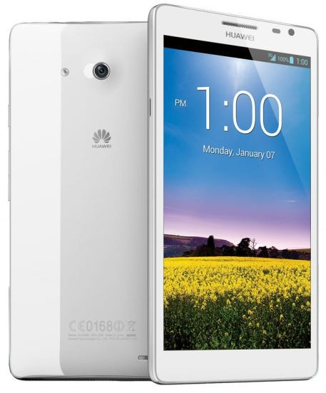 "Huawei Ascend Mate: телефон с небывалым 6,1"" дисплеем!"