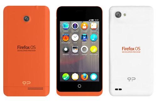 Телефоны на Firefox OS составят солидную конкуренцию