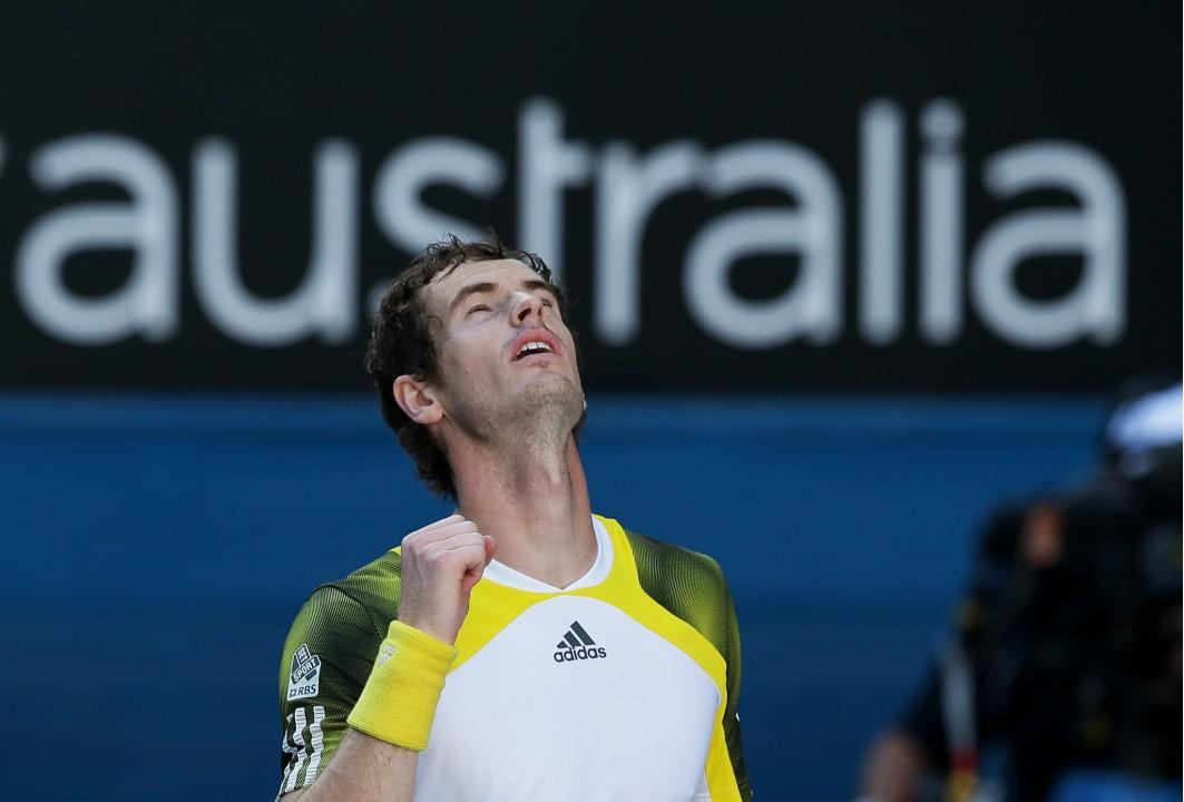 Федерер и Маррей разыграют путевку в конец Australian Open