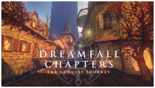 Фото: Первый снимок экрана Dreamfall Chapters