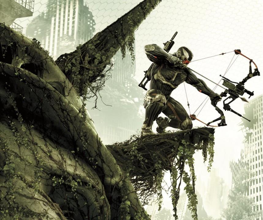 Бета Crysis 3 выйдет 29 февраля