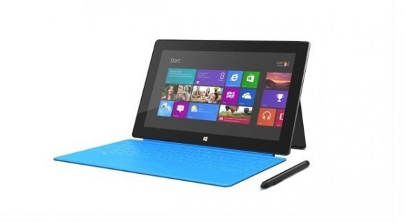В Майкрософт Surface Pro на 64 Гигабайт будет предлагаться только 23 Гигабайт!