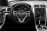 Свежий Форд Эксплорер в комплекте Sport был замечен в РФ