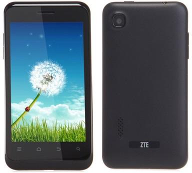 """ZTE Blade C: доступный телефон на Jelly Bean с 4"""" дисплеем"""